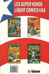 Verso de Super Héros (Collection Comics USA) -1- Superman & Co