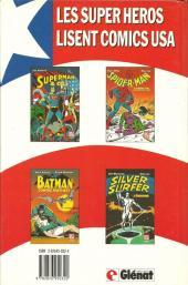 Verso de Super Héros (Collection Comics USA) -2- Spider-Man : Ramenez-moi le Bouffon Vert
