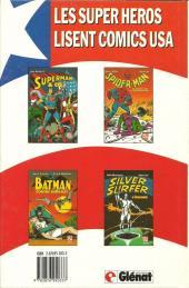 Verso de Super Héros (Collection Comics USA) -4- Silver Surfer : L'origine