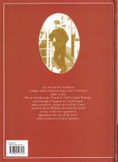 Verso de Théodore Poussin -10- La Terrasse des Audiences - Tome 2