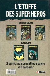 Verso de Super Héros (Collection Comics USA) -7- Spider-Man : La mort du Chasseur 2/3 - Mort et résurrection
