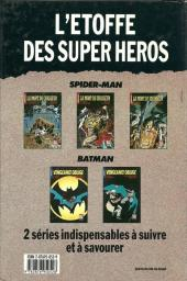 Verso de Super Héros (Collection Comics USA) -10- Superman : Bon anniversaire