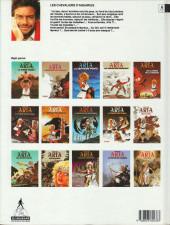 Verso de Aria -4b1994- Les chevaliers d'Aquarius