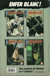 Verso de Super Héros (Collection Comics USA) -18- Batman : Enfer blanc 4/4 - Vengeance