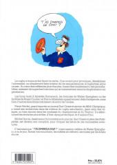 Verso de Les rubipèdes -HS01- T'as compris le coup ?
