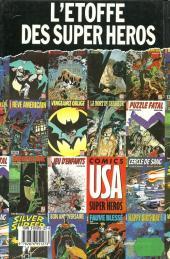 Verso de Super Héros (Collection Comics USA) -42- Deadman : L'amour après la mort 2/2 - Acrobaties posthumes