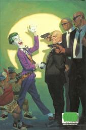 Verso de Super Héros (Collection Comics USA) -46- Batman/Superman 2/3 : Mondes en conflit