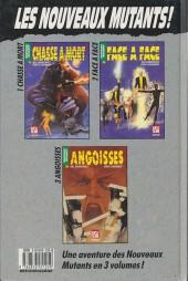 Verso de Super Héros (Collection Comics USA) -47- Nouveaux Mutants 3/3 : Angoisses