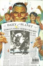 Verso de Super Héros (Collection Comics USA) -48- Batman/Superman 3/3 : Mondes mutilés