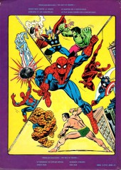 Verso de Best of Marvel (The) (Collection) -8- Spider-Man