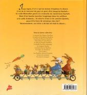 Verso de La famille Passiflore -0- Mistouflet passiflore et le baobab