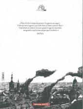 Verso de La passion des Anabaptistes -1- Joss fritz