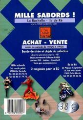 Verso de (DOC) Objectif 3D -3- Objectif 3D - 2003-2004