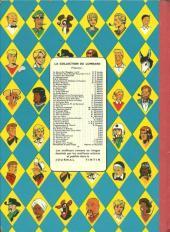Verso de Oumpah-Pah -1- Oumpah-Pah le Peau-rouge