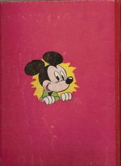 Verso de (Recueil) Mickey (Le Journal de) (1952) -4- Album n°4 (n°79 à 104)