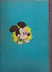 Verso de (Recueil) Mickey (Le Journal de) (1952) -5- Album n°5 (n°105 à 130)