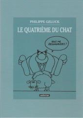Verso de Le chat -03-04- La Vengeance du Chat / Le Quatrième du Chat