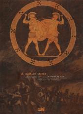 Verso de Le dernier Troyen -1Cof- Le Cheval de Troie