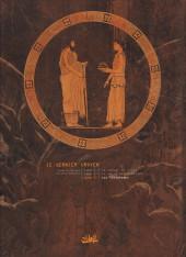 Verso de Le dernier Troyen -3Cof- Les Lotophages