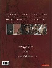 Verso de Blacksad -3b- Âme rouge