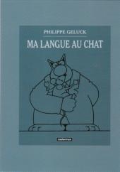 Verso de Le chat -05-06- Le Chat au Congo / Ma langue au Chat