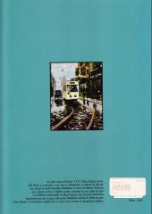 Verso de L'aventure du Havre (Delahaye/Boistelle) -3- L'héritage Tome 1
