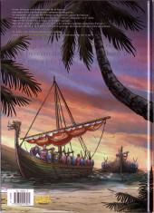 Verso de Les carnets secrets du Vatican -5- Le bâton de Moïse (2/2)