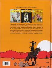 Verso de Lucky Luke (Intégrale Dupuis/Dargaud) -13a2010- L'intégrale Volume 13