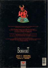 Verso de Julien Boisvert -3- Jikuri