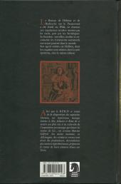 Verso de B.P.R.D. -9- L'Avertissement