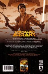 Verso de Star Wars - Chevalier errant -1- Ignition