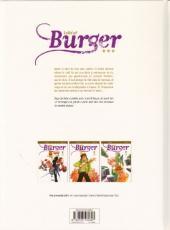 Verso de Lord of Burger -2- Étoiles Filantes