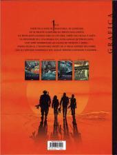 Verso de Les pirates de Barataria -4- Océan