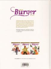 Verso de Lord of Burger -3- Cook and Fight