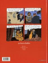 Verso de Le chat du Rabbin -1a02- La Bar-Mitsva