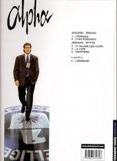 Verso de Alpha (Lombard) -2b2001- Clan bogdanov