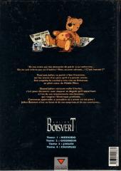 Verso de Julien Boisvert -4- Charles