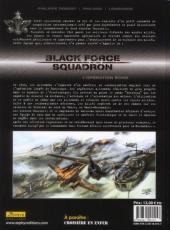 Verso de Black Force squadron -1- Opération Echo