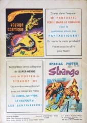 Verso de Strange -59- Strange 59