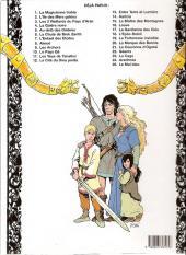 Verso de Thorgal -9b00- Les archers