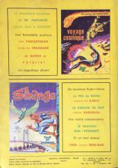 Verso de Strange -60- Strange 60