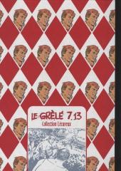 Verso de Le grêlé 7/13 (Taupinambour) -9- Tome 9