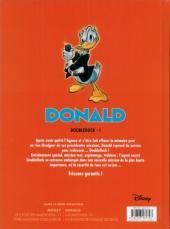 Verso de Donald (Histoires longues) -2- Doubleduck - I