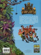 Verso de Koh-Lanta -2- Tropico fun paradise