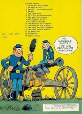Verso de Les tuniques Bleues -1c80- Un chariot dans l'ouest