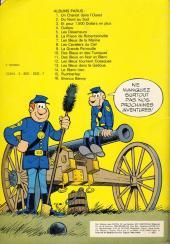 Verso de Les tuniques Bleues -4a1980- Outlaw