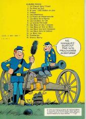 Verso de Les tuniques Bleues -5a1980- Les déserteurs