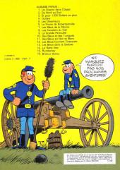 Verso de Les tuniques Bleues -7b1980- Les bleus de la marine