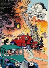 Verso de Sammy -7a1980- Les gorilles au pensionnat