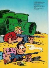 Verso de Sammy -9a1980- Les pétroleurs du désert